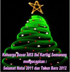 Selamat Natal & Tahun Baru 2011