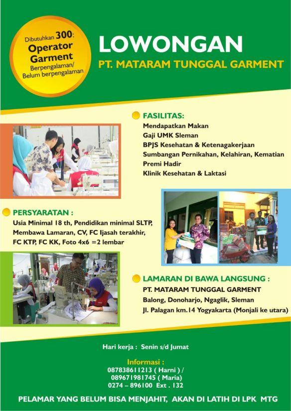 Loker Aks Ibu Kartini Semarang
